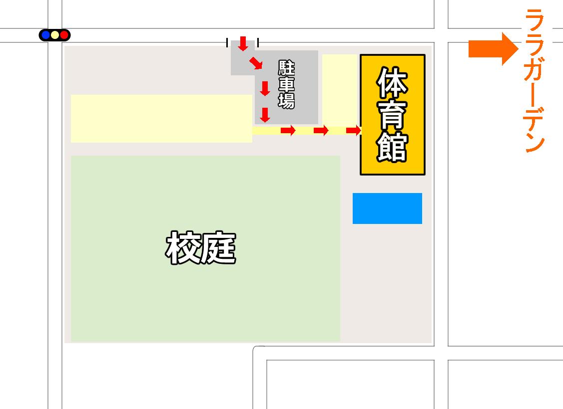 喜沢中マップ